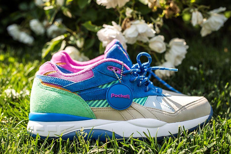 Packer Shoes x Reebok Ventilator Supreme