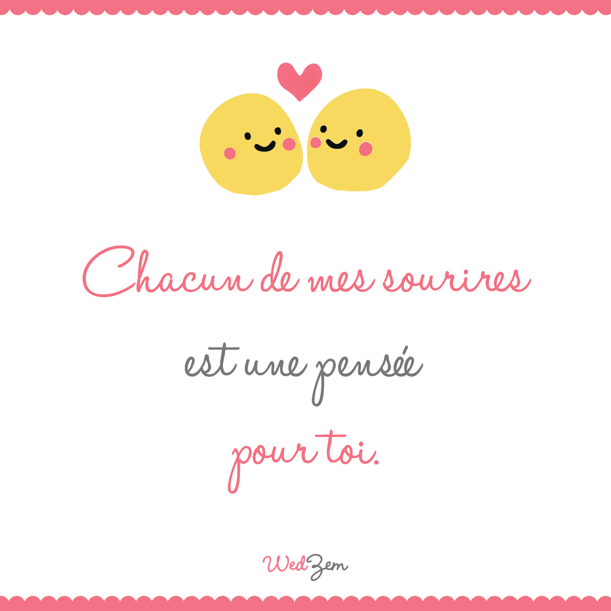 Petite citation d'amour du jour. #amour #citation | paroles