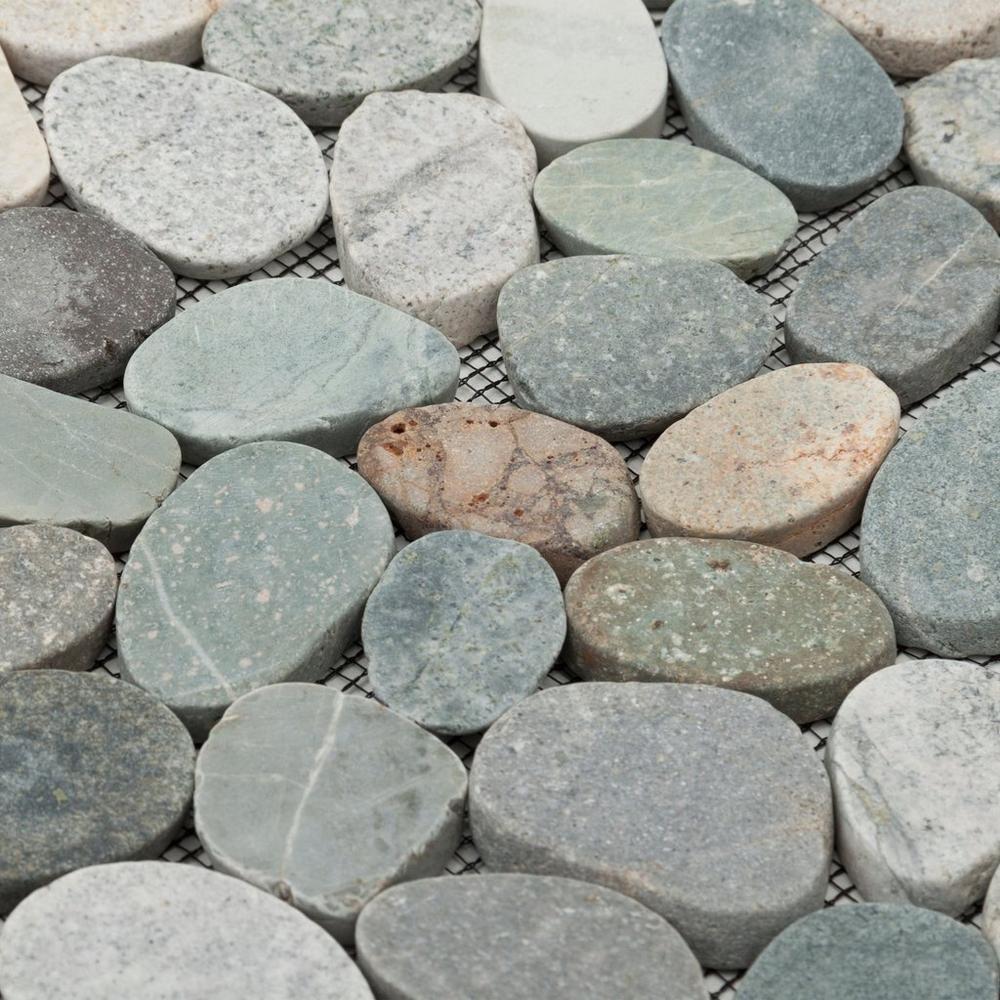 Kayan River Pebble Mosaic In 2020