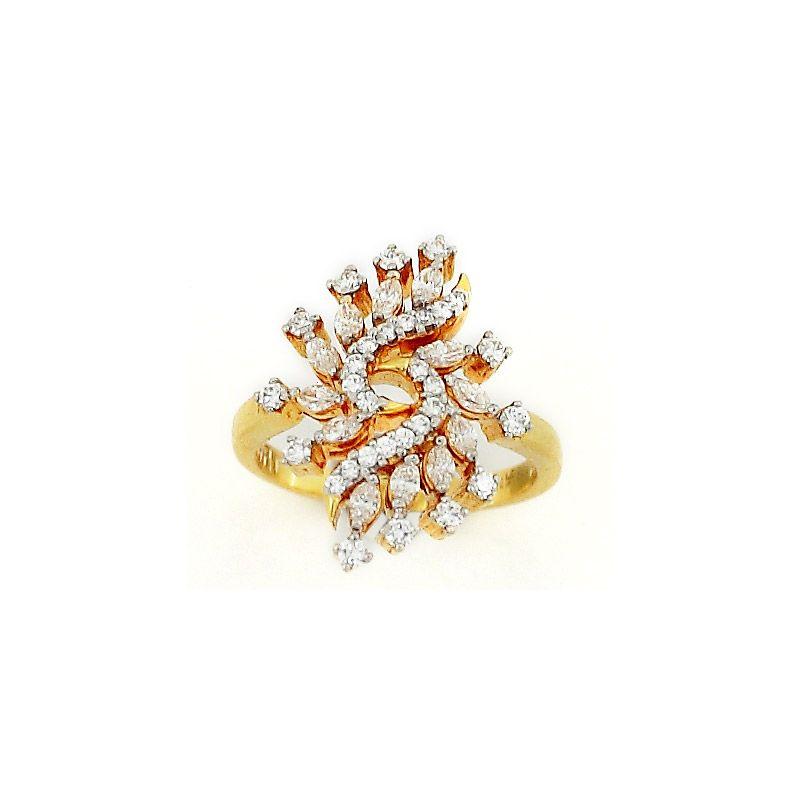 GRT | Collections | Diamond | Rings | Nakshatra Diamonds Wedding ...