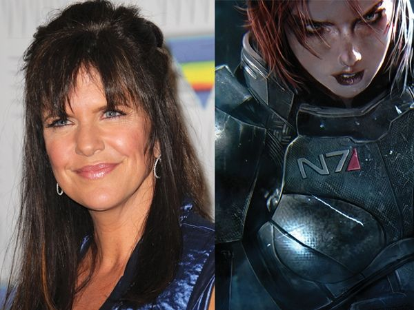 How To Act In Video Games Jennifer Hale Mass Effect 3