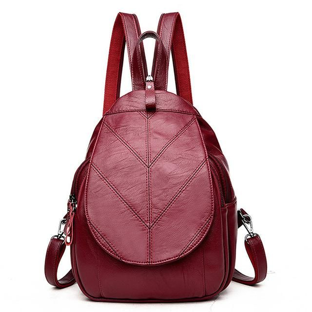 912b5e65d7 Fashion Leisure women backpack Backpacks Female School bag for girls  Shoulder Bags ladies Travel Back pack