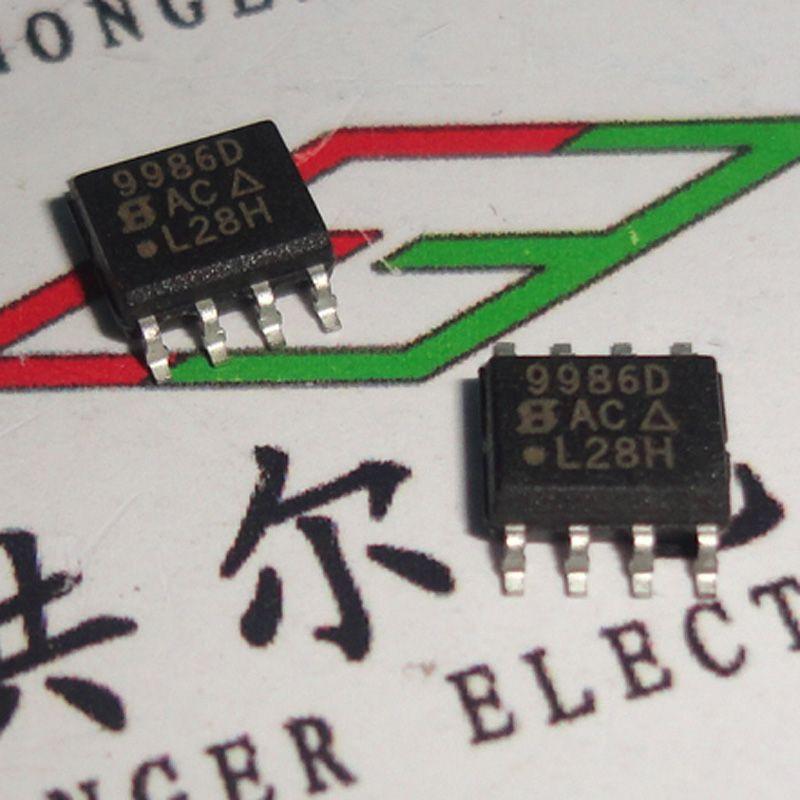 Free Shipping 20pcs\/lot SI9986DY-T1-E3 SI9986DY SI9986 SOP-8 100 - free sop