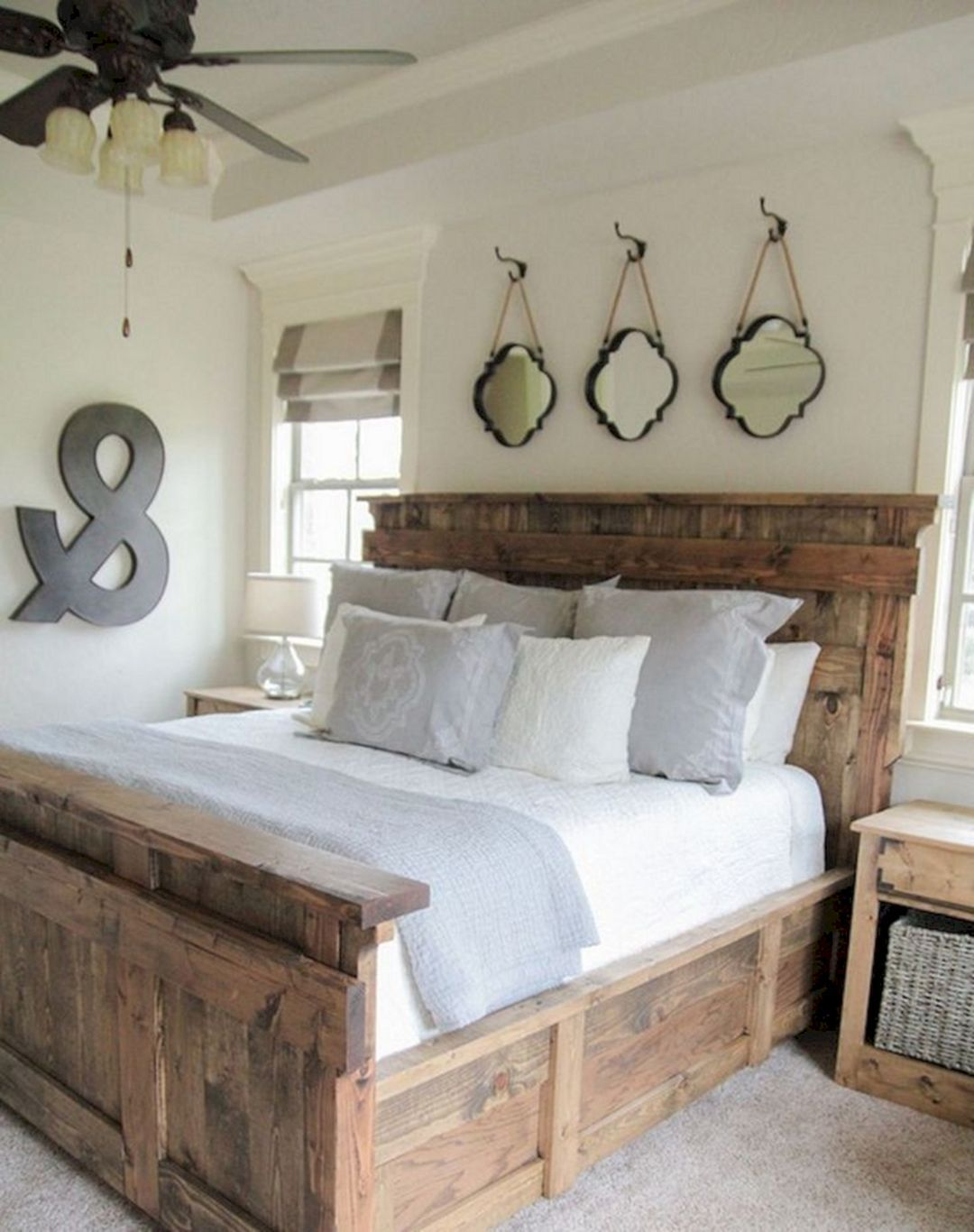 15 Rustic Bedroom Decorating Ideas That Will Make Your Bedroom