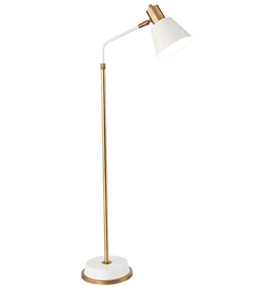 Cylinder task floor lamp floor lamp reading nooks and construction cylinder task floor lamp aloadofball Images