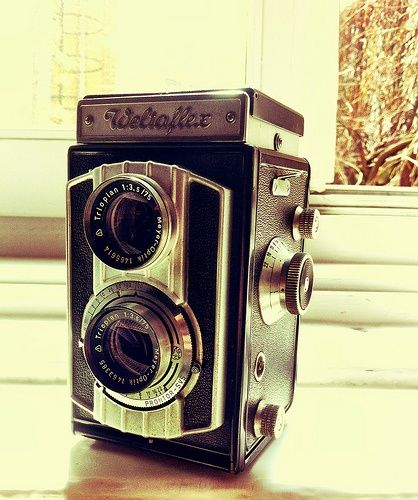 Vintage photography - the real Instagram!