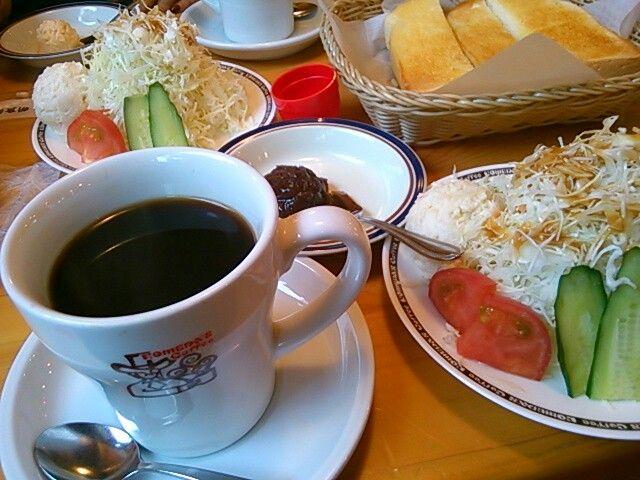 Komeda's breakfast