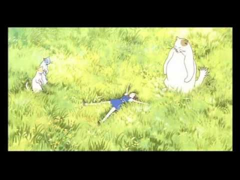 The Cat Returns Theme Song Become The Wind Original English Lyrics With Images Studio Ghibli Studio Ghibli Movies The Cat Returns