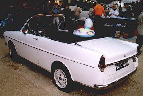 DAF 33 cabrio 2