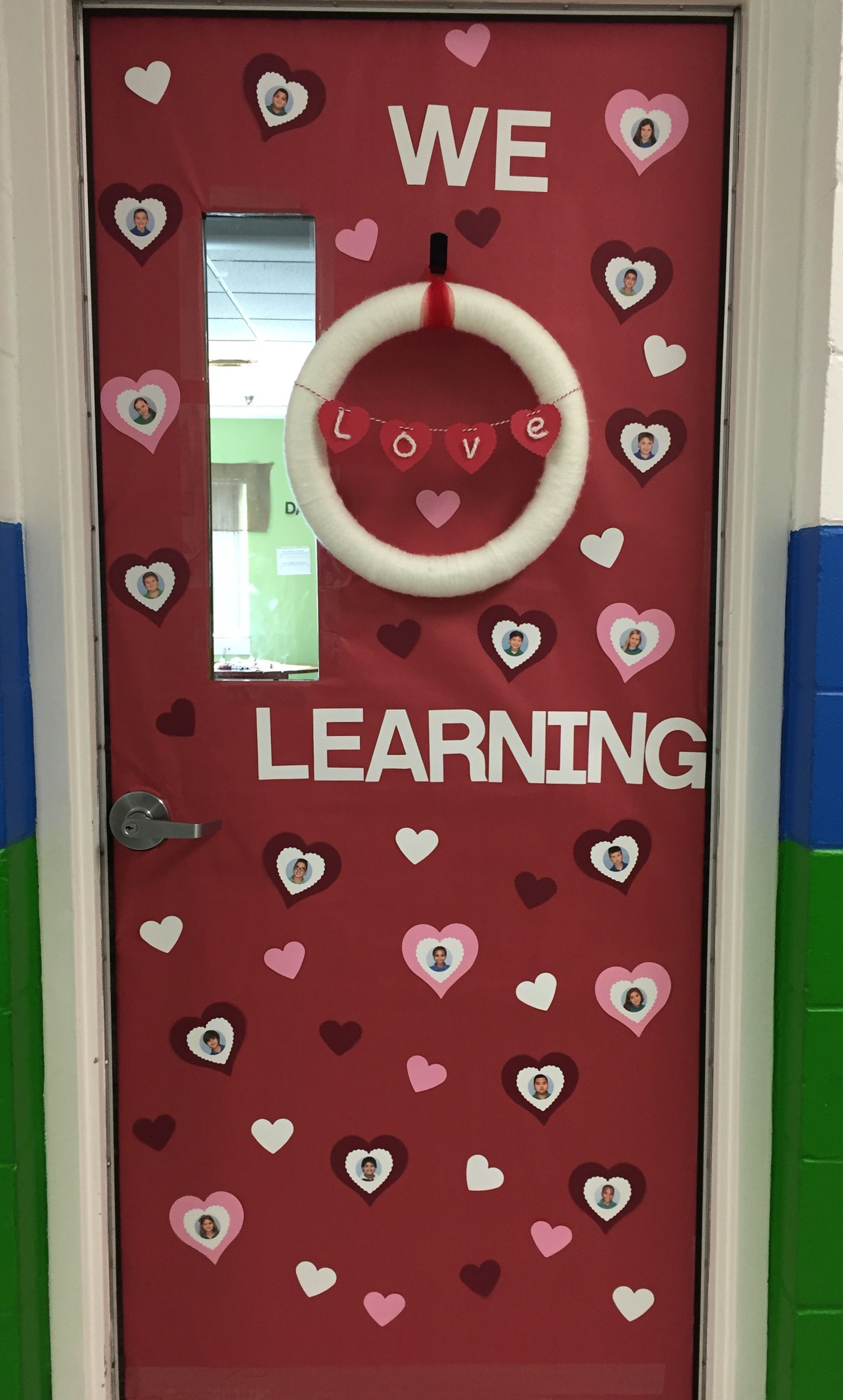 Content Type Applicationoctet Stream Valentine Classroom Door We Love Learning