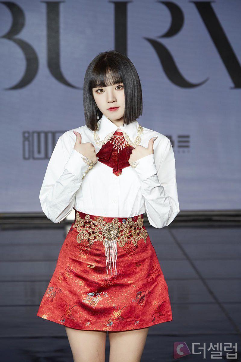 HWAA | COMEBACK SHOWCASE - YUQI en 2021 | Soo jin, Coreanas