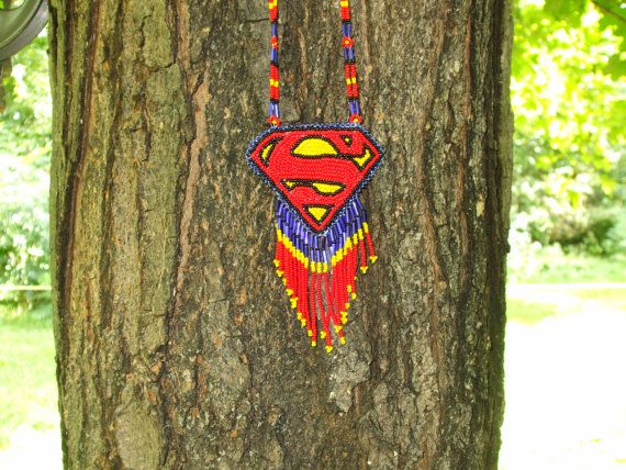 american native bead work by deancouchie on Etsy, $72.00