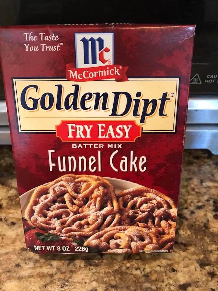 45++ Air fryer funnel cake bites inspirations