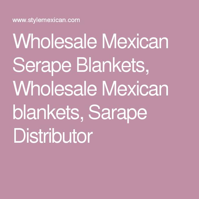 Wholesale Mexican Blankets Distributors   triptom