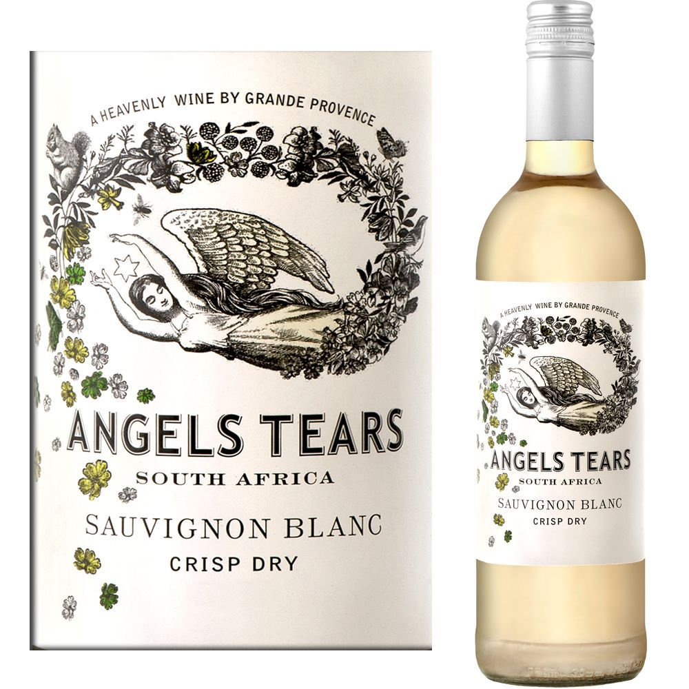 Image result for angels tears wine logo sauvignon blanc