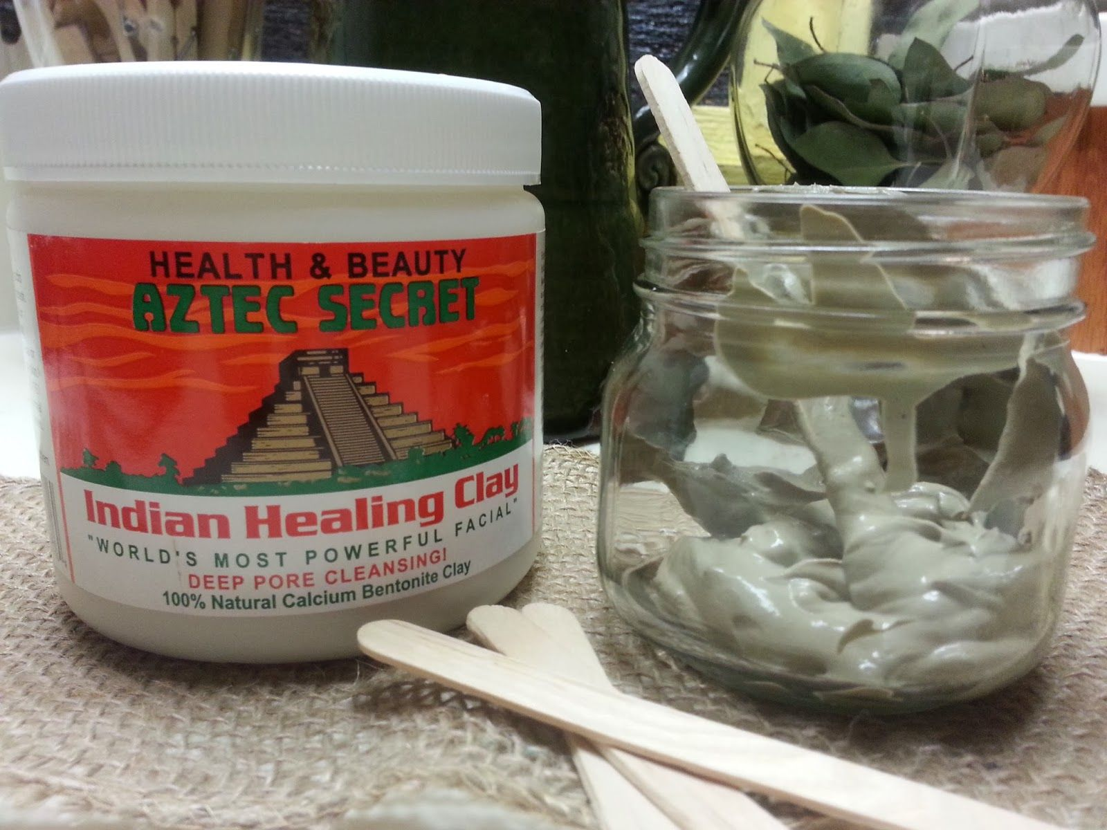 Freckles N Family Aztec Indian Healing Clay Indian Healing Clay Healing Clay Aztec Clay