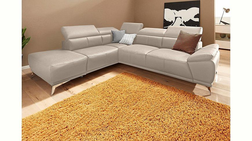 Cotta Polsterecke mit Rückenverstellung Jetzt bestellen unter - wohnzimmer orange beige