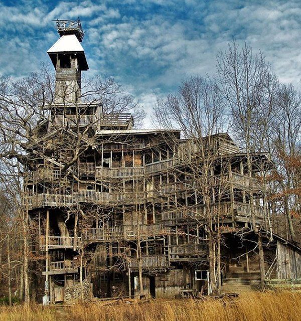 39 Creepy AF Abandoned Places Time Forgot In 2019