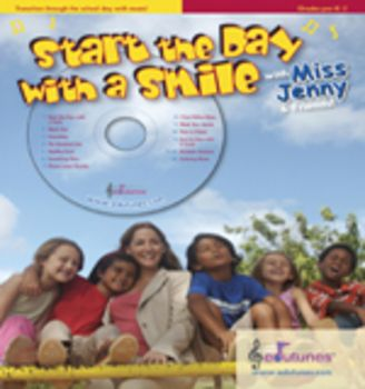 "Need some ""brain breaks"" for your classroom? Nothing works better than MUSIC! These songs teach your children how to transition through the day. Children ""Start the Day With a Smile,"" follow rules, line up quietly, clean up, learn how to be good friends, and more.This CD contains 23 tracks including karaoke versions."