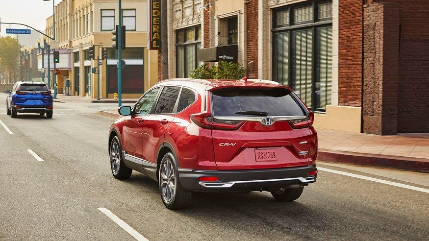 2020 Honda CRV Hybrid Review, Performance, Specs in 2020
