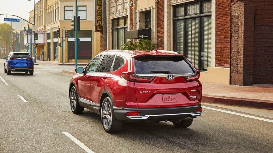 2020 Honda CRV Hybrid Review, Performance, Specs in 2020