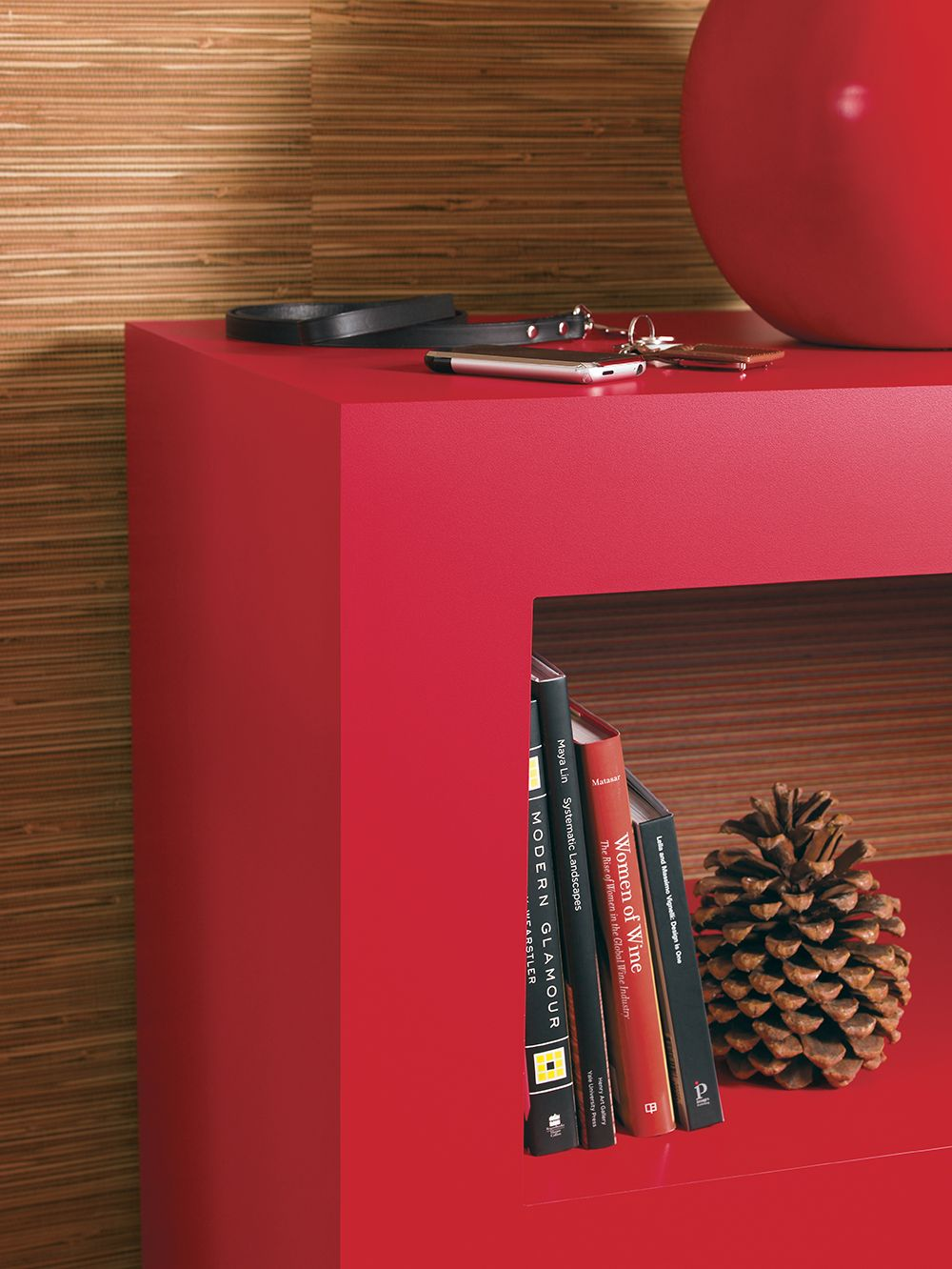 Formica 845 ColorCore2™ - Color all the way through. No more brown lines!