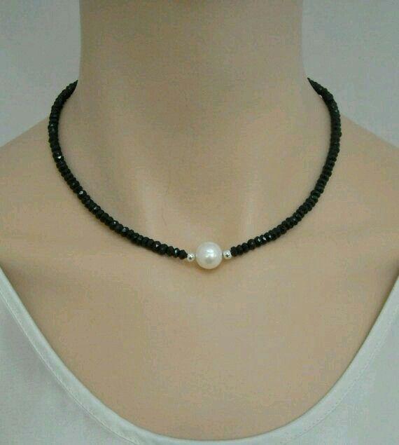 collier faux bijoux