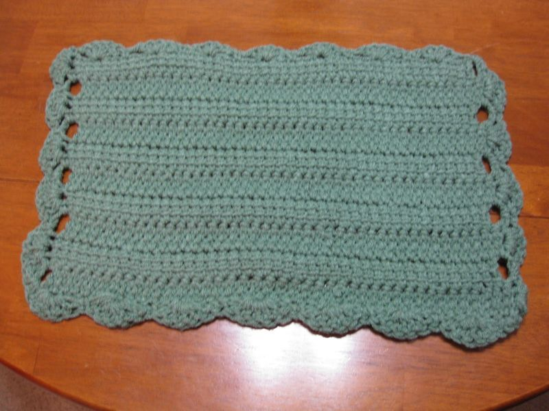 Decorate Your Table With Free Crochet Placemat Patterns Crochet