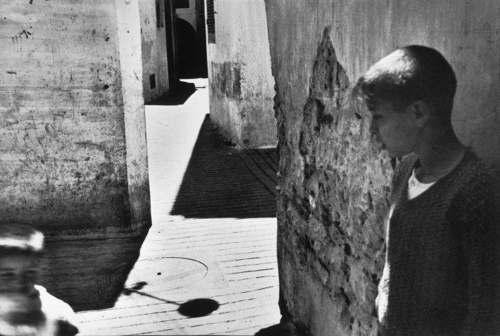 Henri Cartier Bresson, Images à la Sauvette (Verve, 1952), p
