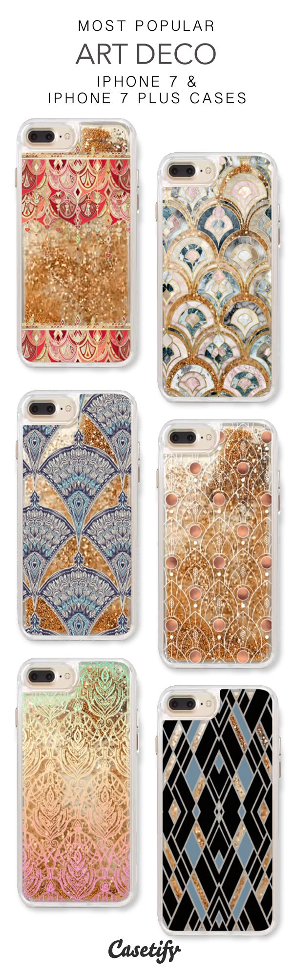 coque iphone 7 art deco