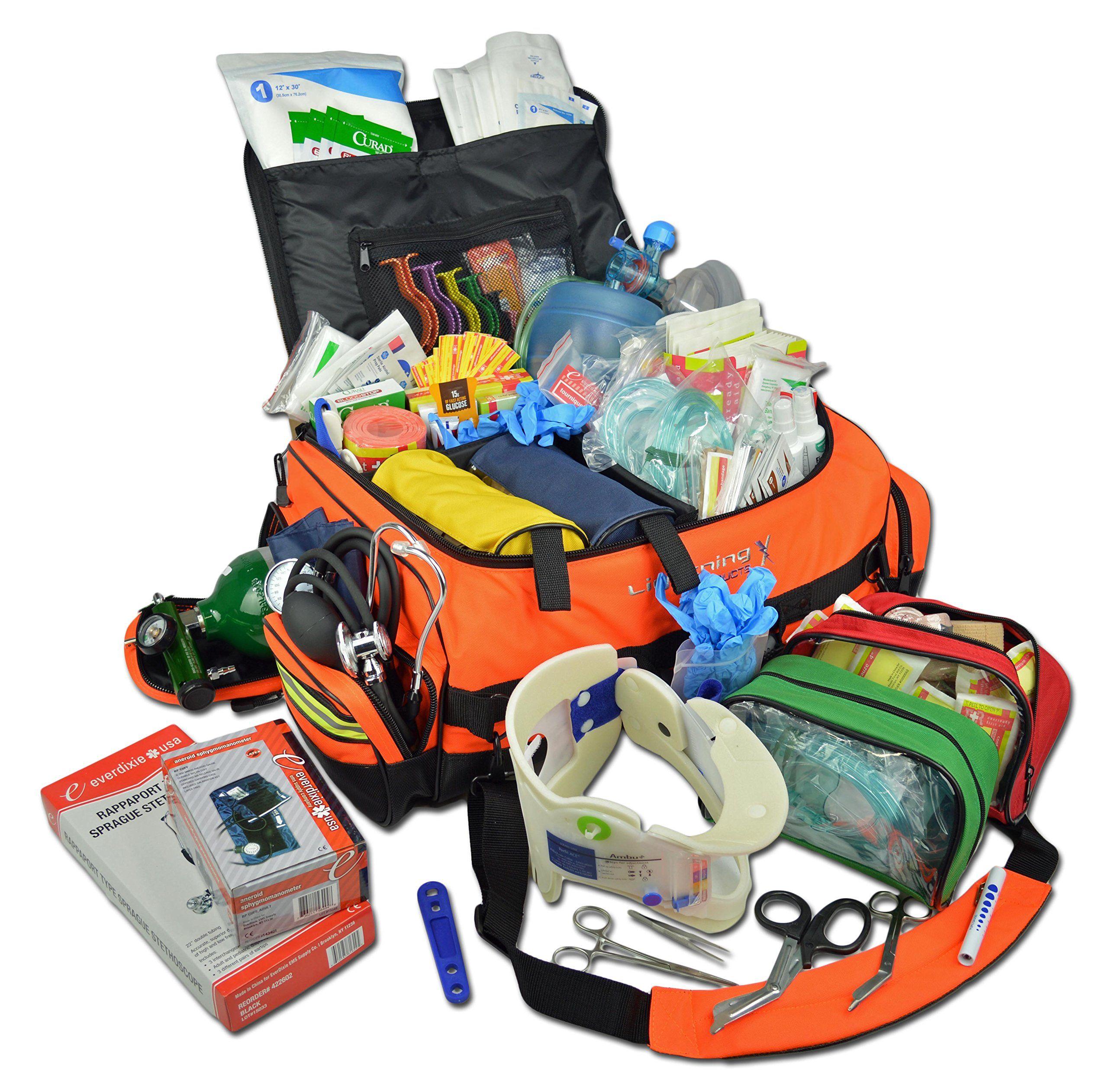 Lightning X Jumbo Medic First Responder EMT Trauma Bag