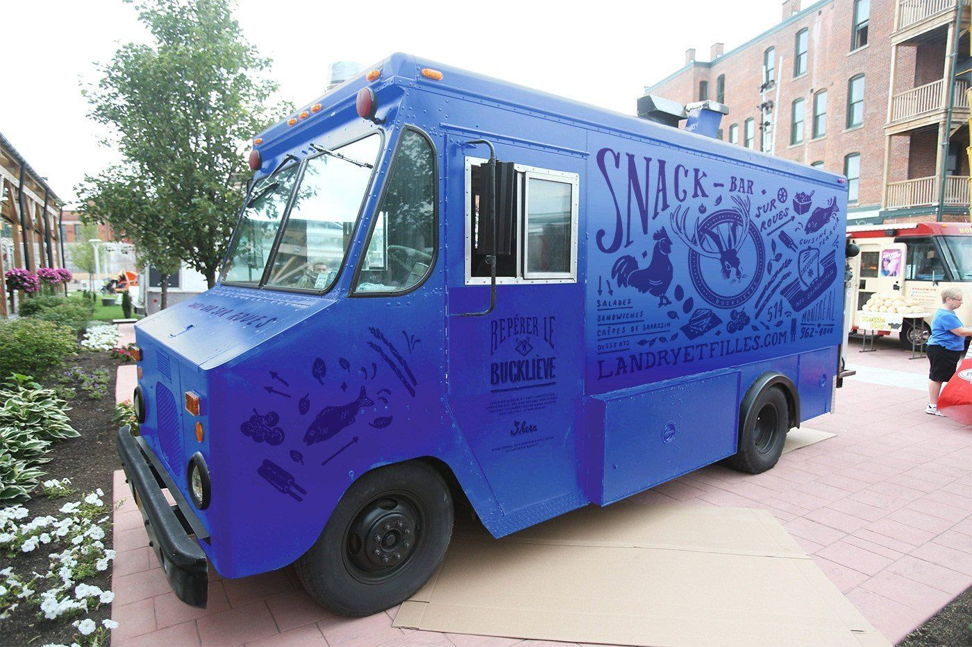 35 amazing food truck design ideas truck design food