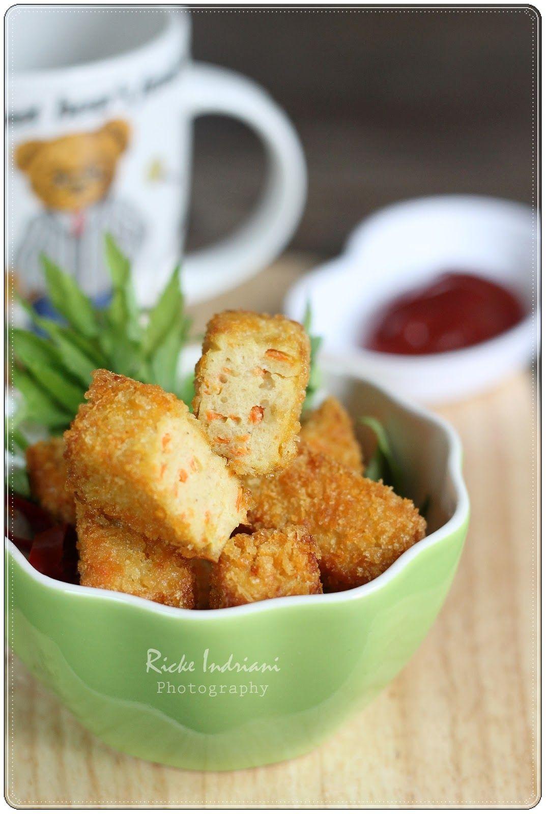 Bismillah Sudah Lama Sekali Ingin Posting Resep Chicken Nugget Yang Biasa Saya Pakai Baik Untuk Kons Chicken Nuggets Fotografi Makanan Resep Masakan Ramadhan