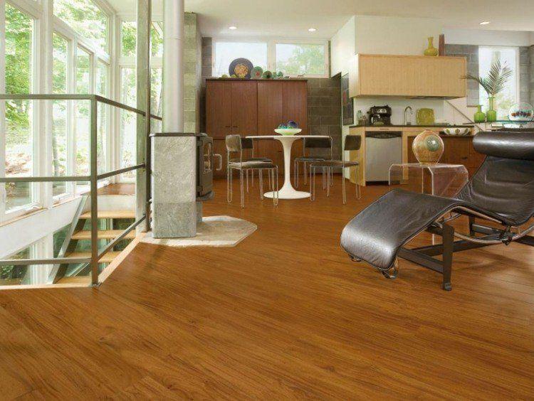 Revêtement de sol invitez le bois dans votre intérieur! Interieur