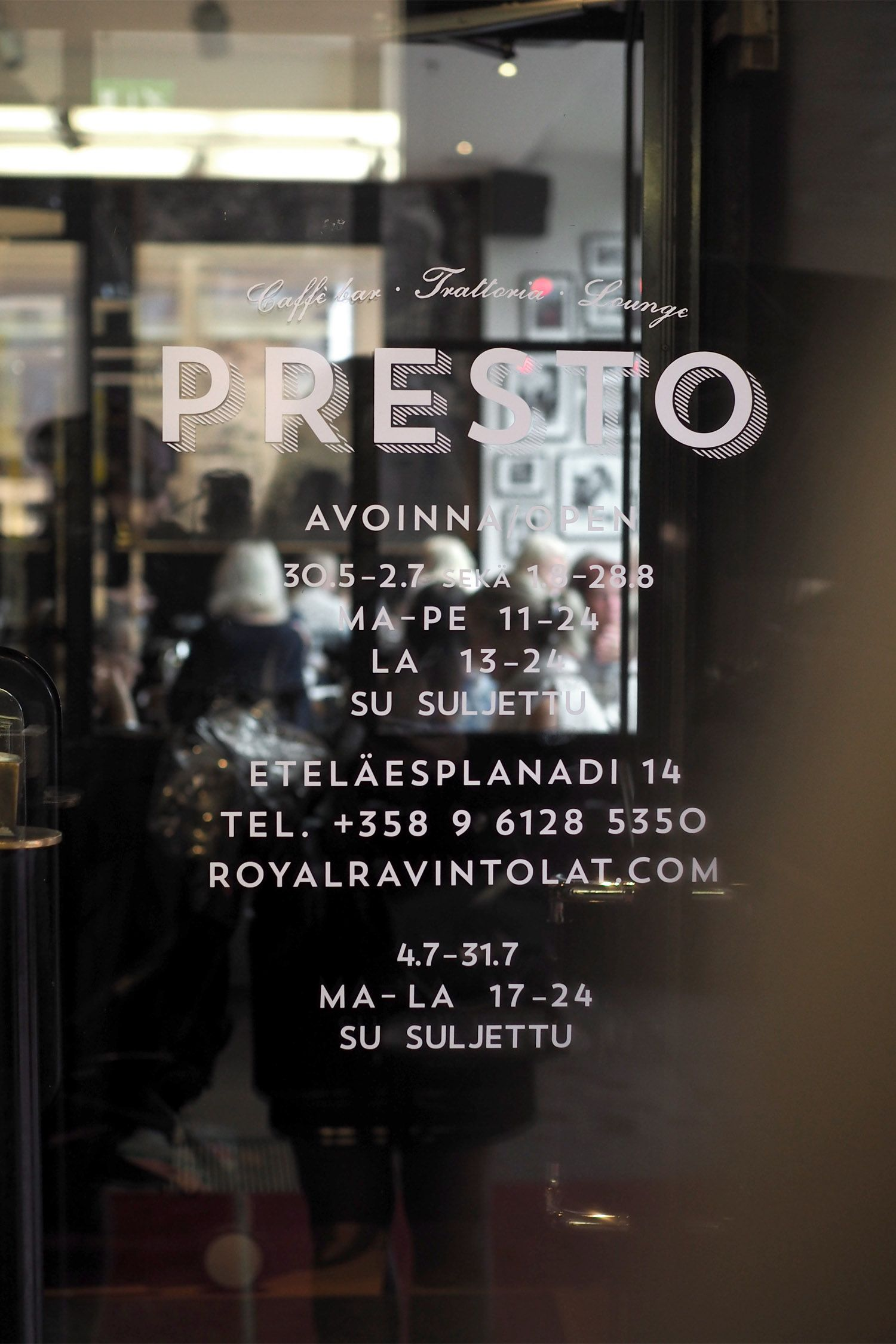 Char and the city - a fall day in the city of Helsinki, Finland - dinner at Presto restaurant - read more on the blog: http://www.idealista.fi/charandthecity/2016/08/22/presto #fall #autumn #dinner #helsinki #presto #restaurant
