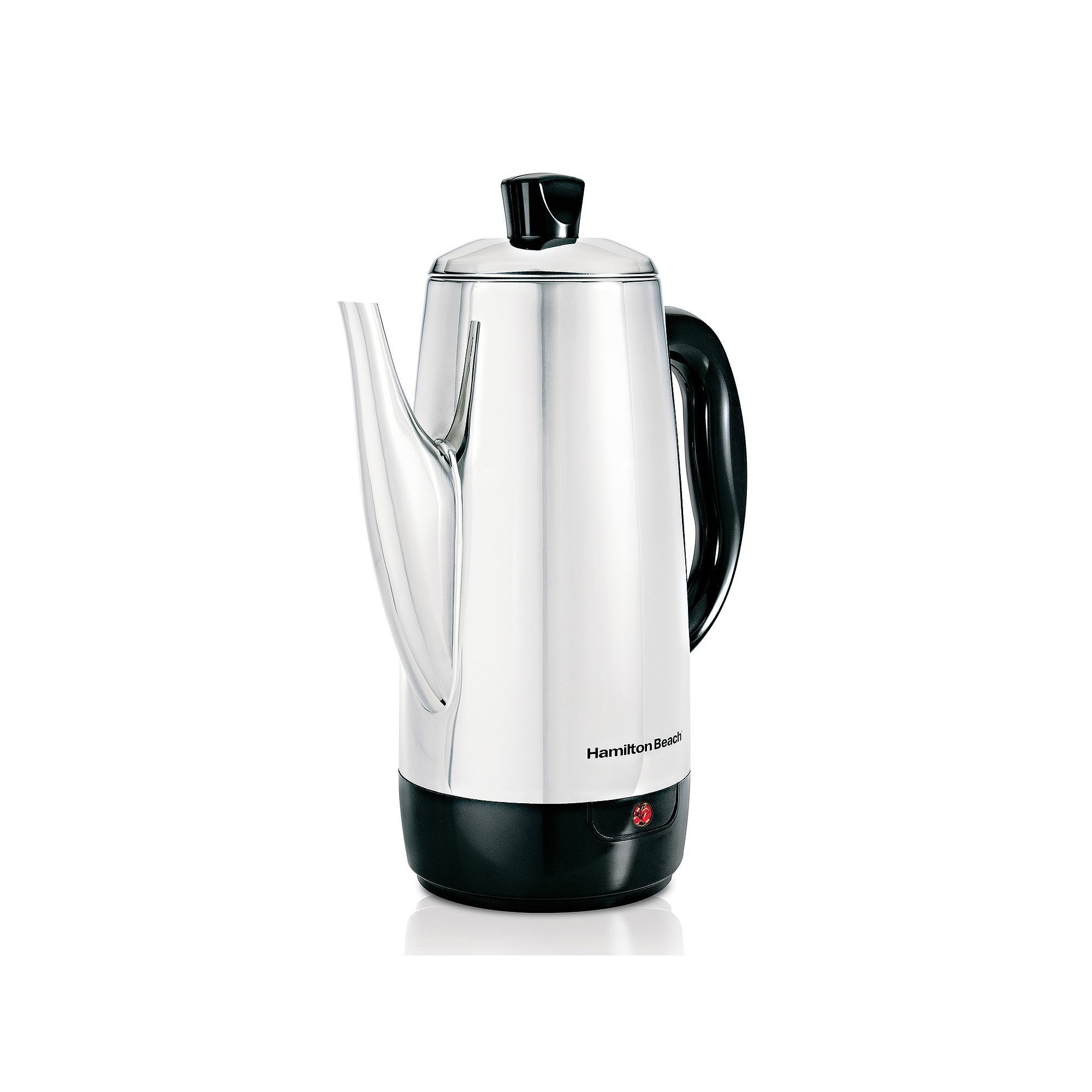 Hamilton Beach 12Cup Electric Percolator Coffee brewer