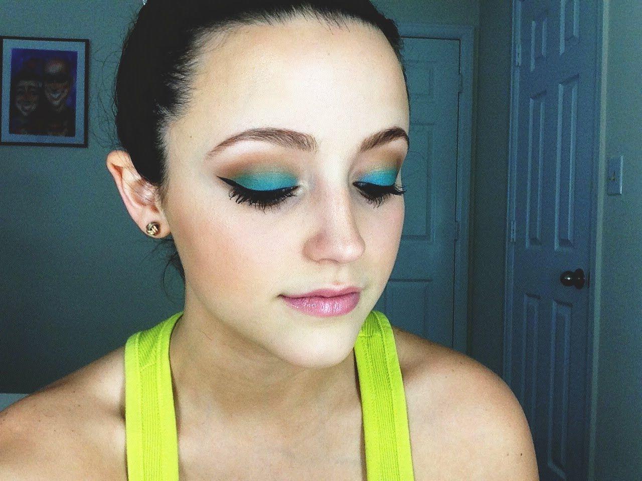 """""""Never Fade Jade"""" Makeup Tutorial"""