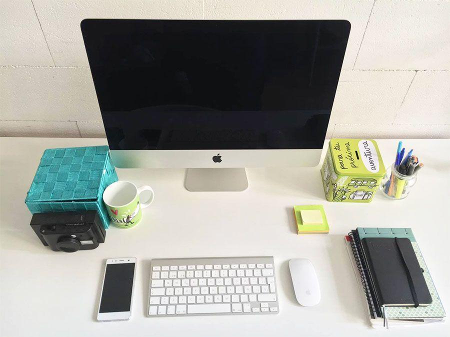 Resultado de imagen para escritorio ordenado