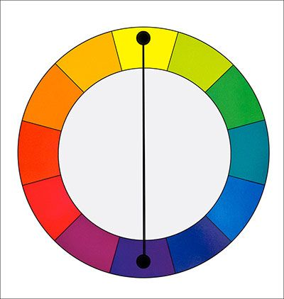 Complemenatry Colors - Jacqueline Moore