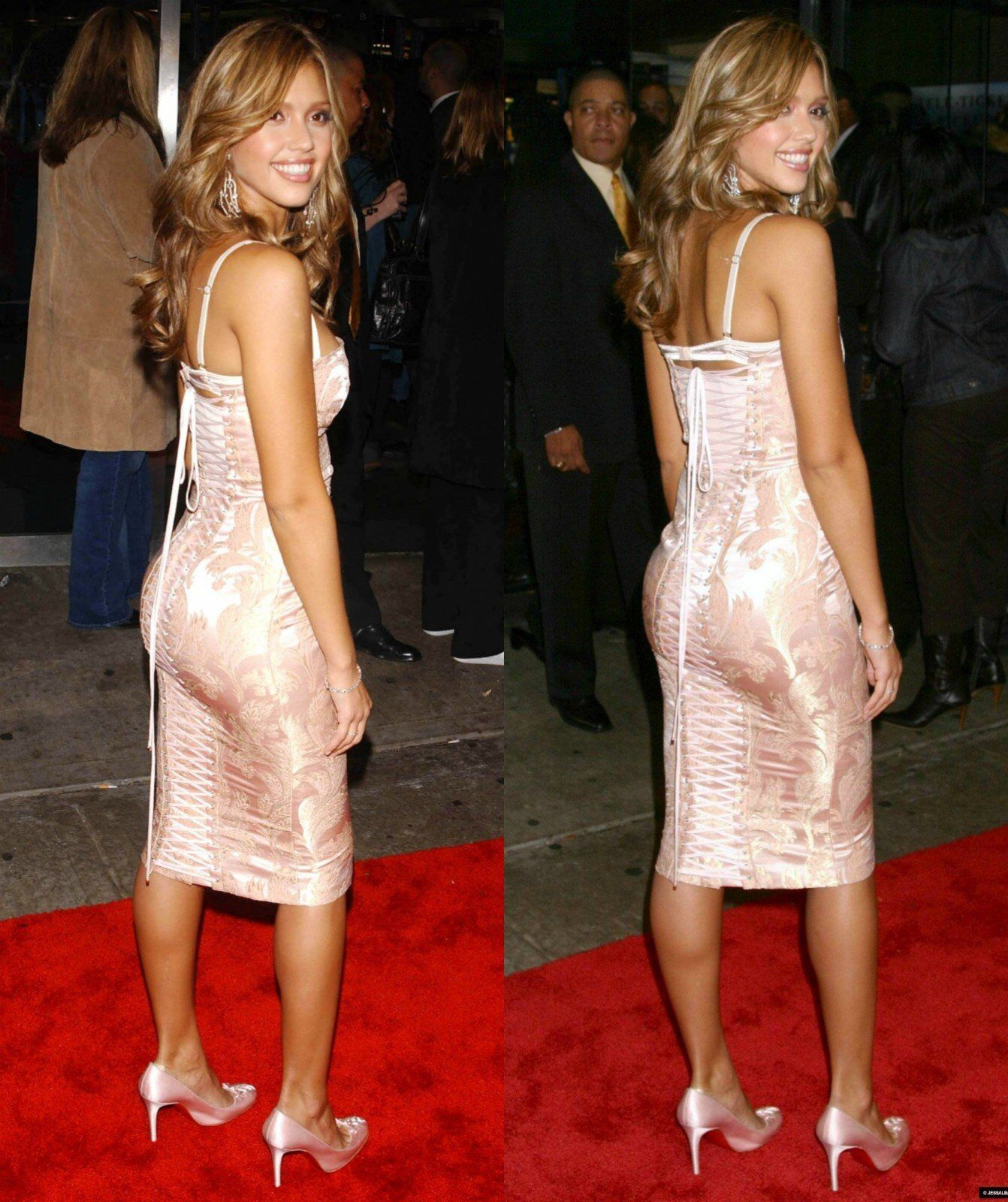 Pin by Lewis James on Jessica Alba   Girl celebrities, Jessica alba dress, Jessica alba
