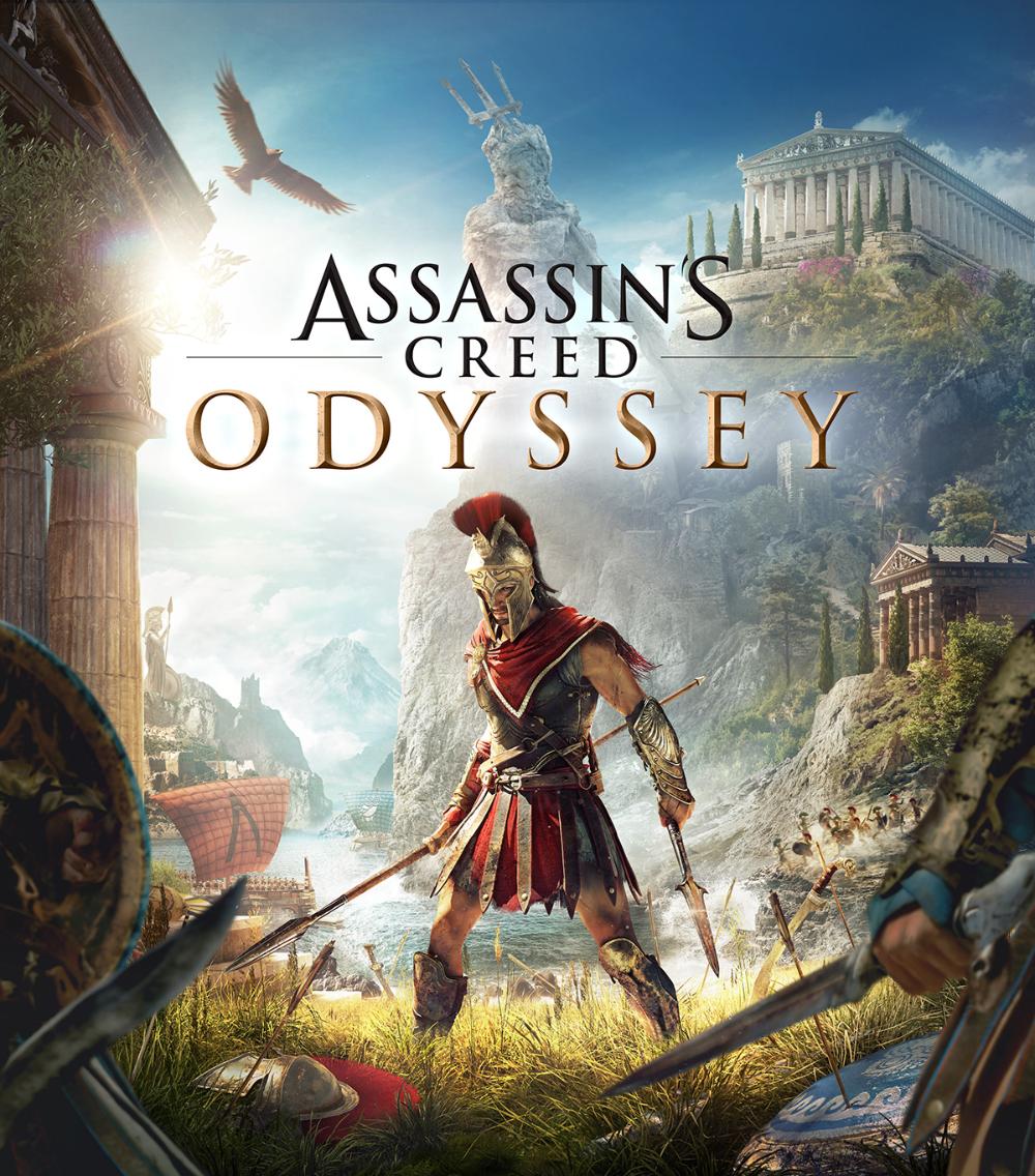 Assassin S Creed Odyssey On Behance Assassins Creed Odyssey Assassin S Creed Assassins Creed