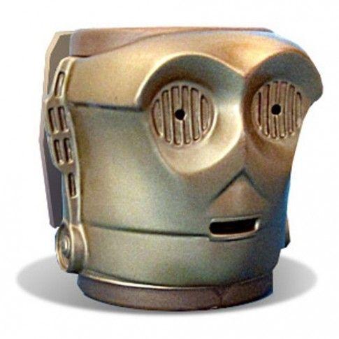 Star Wars mug plastique 3D C-3PO