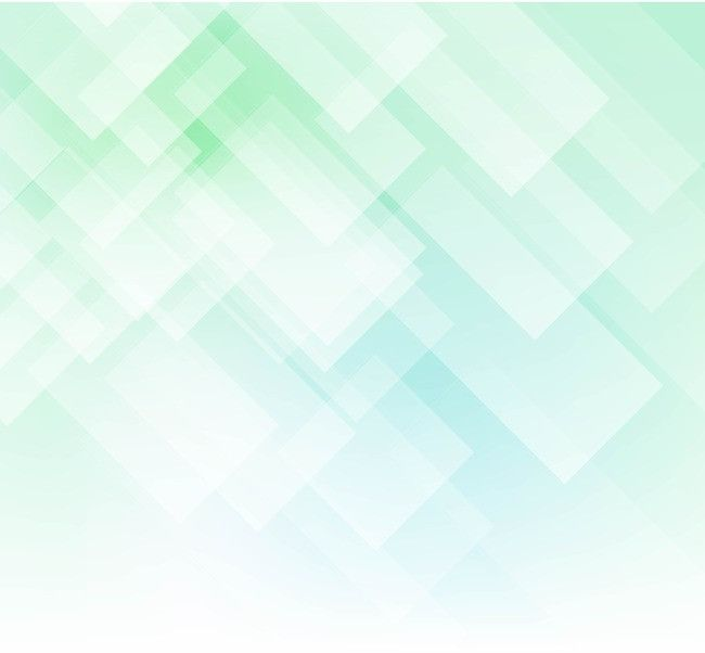 Green Geometric Abstract Poster Background Template In