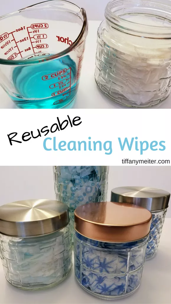 Homemade Reusable Wipes Cleaning wipes, Diy cleaning