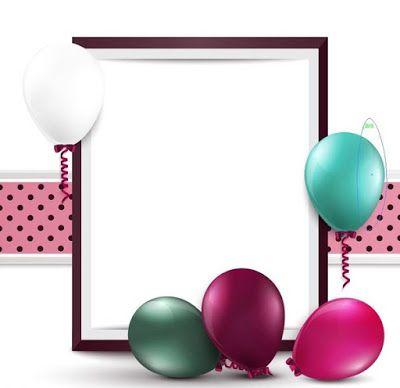 براويز صور 2020 اطارات مزخرفة للصور Happy Birthday Art Birthday Card Template Free Birthday Frames
