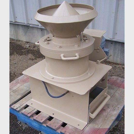 Used laboratory Cone Crusher supplier worldwide - 10 inch Marcy lab