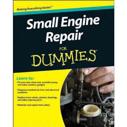 small engine repair for dummies small engine pinterest. Black Bedroom Furniture Sets. Home Design Ideas