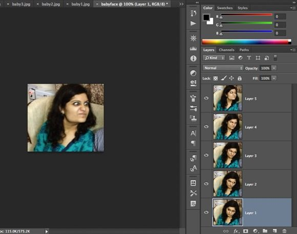How To Create Animated Gifs From Images Using Photoshop Cs6