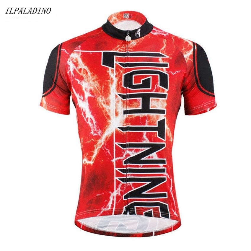 ILPALADINO Men Bicycle Cycling Jersey Top 2016 New ciclismo Outdoor Cycling  Sportswear Bike Cycling Clothing CC7091 b74472555