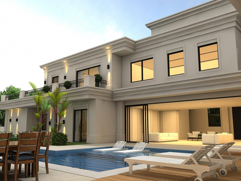 Affordable Modern Home Design Modernhomedesign Classic House Exterior Modern House Exterior House Outside Design
